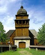 ARTICULAR WOODEN CHURCH